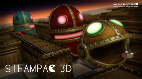 [Game] Steampac 3D Steampac_480x270